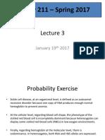 BIOL211 Lecture 03. 01-19-17 (1)
