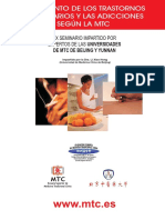 Drogodependencias y Transtornos Alimentarios Según La MTC