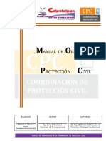 Manual de Organizacion Proteccion Civil 2017-2021 Definitivo