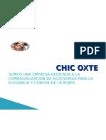 CHIC OXTE nombre