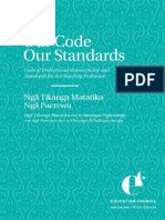 code of professional responsability