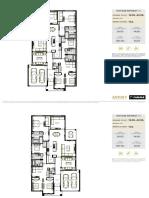 Matisse 33 Retreat Brochure Plan