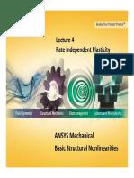 Mech BNL 14.0 L04-Plasticity