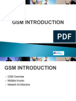 00 GSM Introduction-1