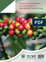 Análisis de Vulnerabilidad para el Cultivo de Café Zona Norte del Valle del Cauca
