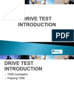 01A_Drive Test Introduction