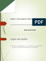 Diseño - Tratamiento Terciario