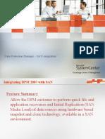 _DPM SAN Integration Scenarios