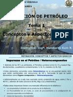 Tema III.2. Proceso de Refinación de Petróleo