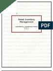 Inventory Management Assignment