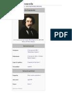 Jose Espronceda. Biografia . y El Romanticismo