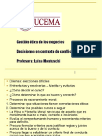 Gestión ética_Conflicto de valores.ppt