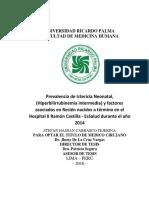 Prevalencia de Ictericia Neonatal,.pdf