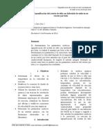 261838142 Saponificacion Del Acetato de Etilo Con Hidroxido de Sodio Para Un Reactor Por Lotes