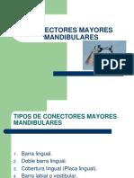 66638682 Conectores Mayores Mandibulares