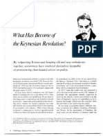 ¿What Has Become of the Keynesian Revolution, Joan Robinson