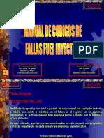 Curso Mecanica Automotriz Codigos Fallas Fuel Inyection