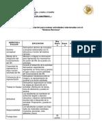 Escala Apreciacion Para Evaluar Actividad SN 3C