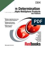 Problem Determination IBM Websphere Products