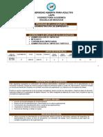 Adm-102 Administracion de Empresas II