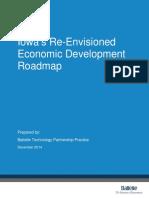 Iowa's Re-Envisioned Economic Development Roadmap