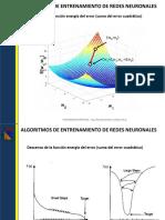 REDES NEURONALES Algoritmos de Entrenamiento - Rbf
