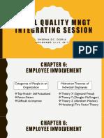 TQM Integrating Session