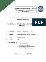 Trabajo de Analisis Vertical- Adolfo Cacho Revilla
