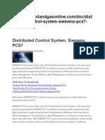 DCS PCS 7