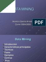 Minería de datos Introducción