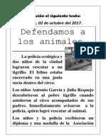 Defendamos a Los Animales