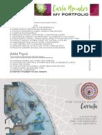 Carla Amador - Admissions Portfolio for Kingston University