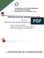 proyectos de investigacion upao piura