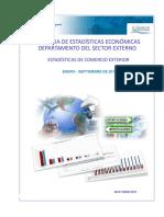 Copia de Estadísticas de Comercio Exterior a Septiembre de 2017