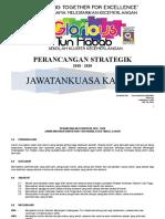 Perancangan Strategik Kantin 2018-2020