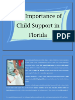 The Importance of Child Support in Florida