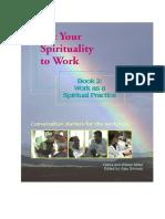 !Book 2 Put Your Spirituality to Work - Work as a Spiritual Practice