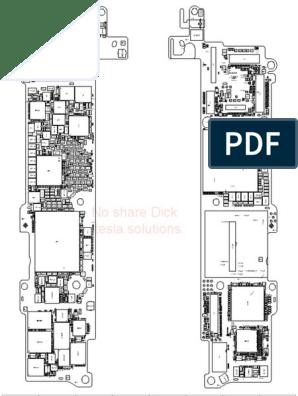 iPhone 5SE Schematic pdf
