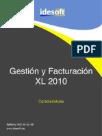 Programa Facturación y Gestión XL 2010