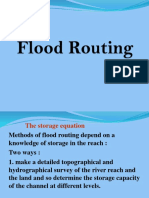 flood lecture