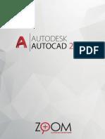 Apostila Autocad 2018 - ZoomCC