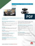 Huawei Videoconferencing HD Endpoint TE30 Datasheet