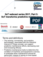 IIoT for PdM