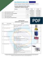 RAB BANSOS SMK 2018 Agribisnis Ternak Unggas-0877.8252.7700