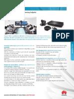 Huawei Videoconferencing HD Endpoint TE50 Datasheet_20140221