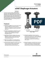 Diaphragm Actuators