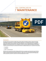 IHE Highway Maintainance