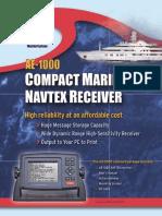 Alden AE-1000 Navtex Receiver