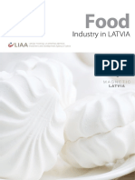Food Industry in Latvia