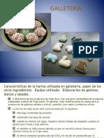 Galleteria y Pastas